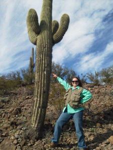No Touchie Cactus